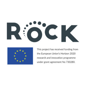 Rock project logo