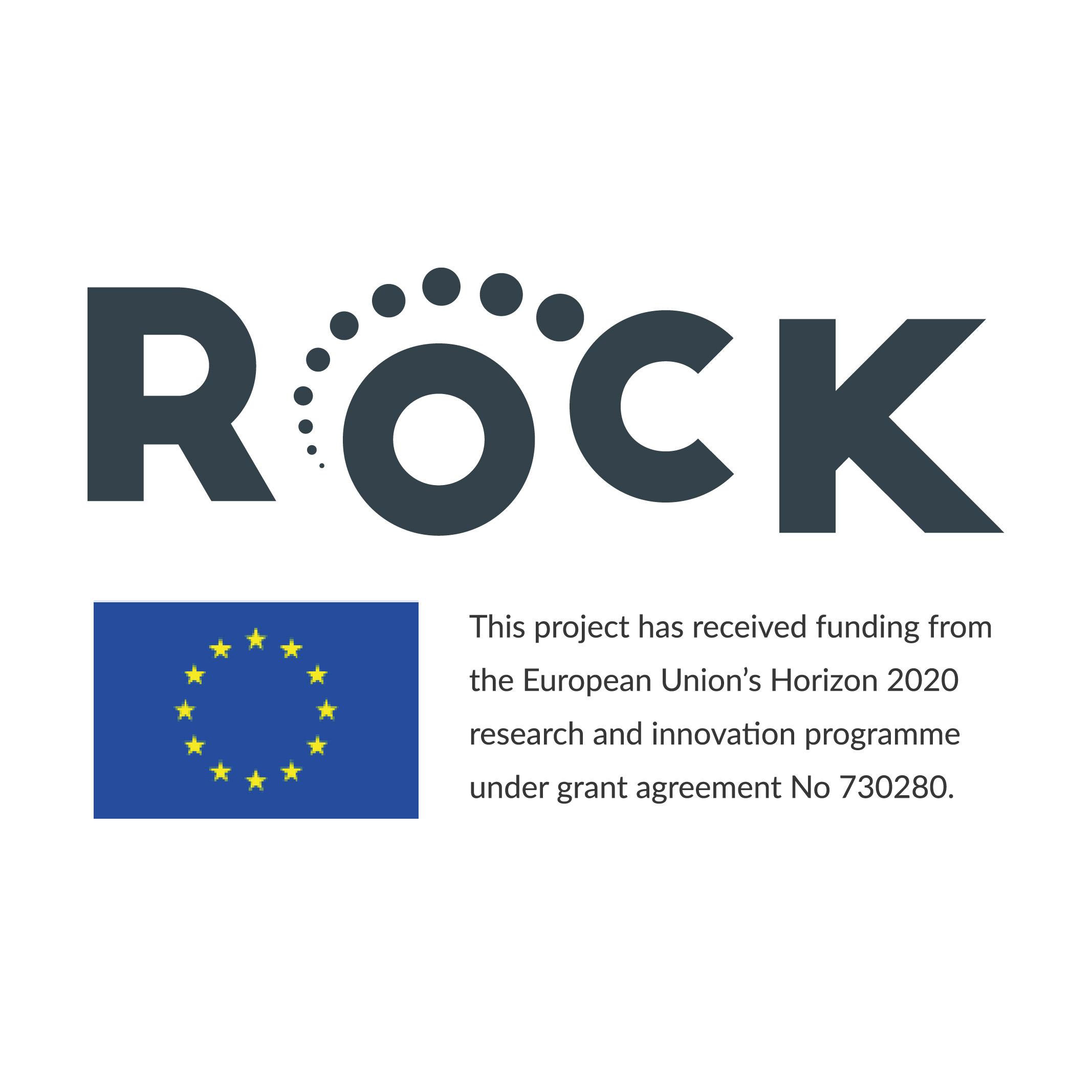 Rock project logo